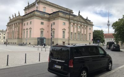 Sightseeing im Herzen Berlins
