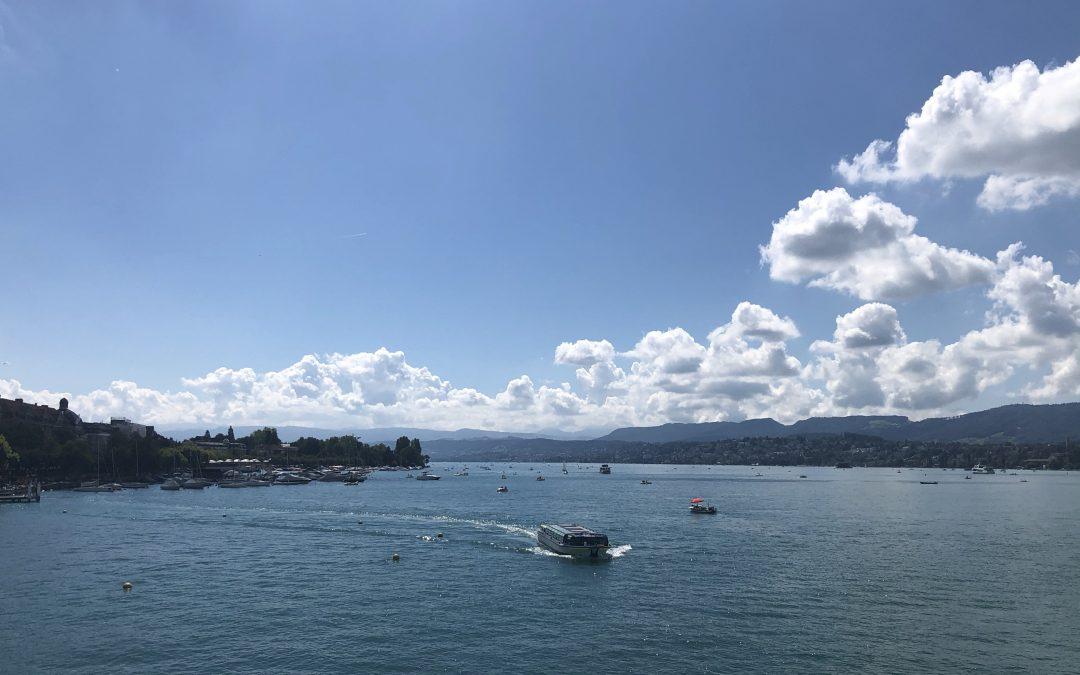 Ein Tag am Zürich See