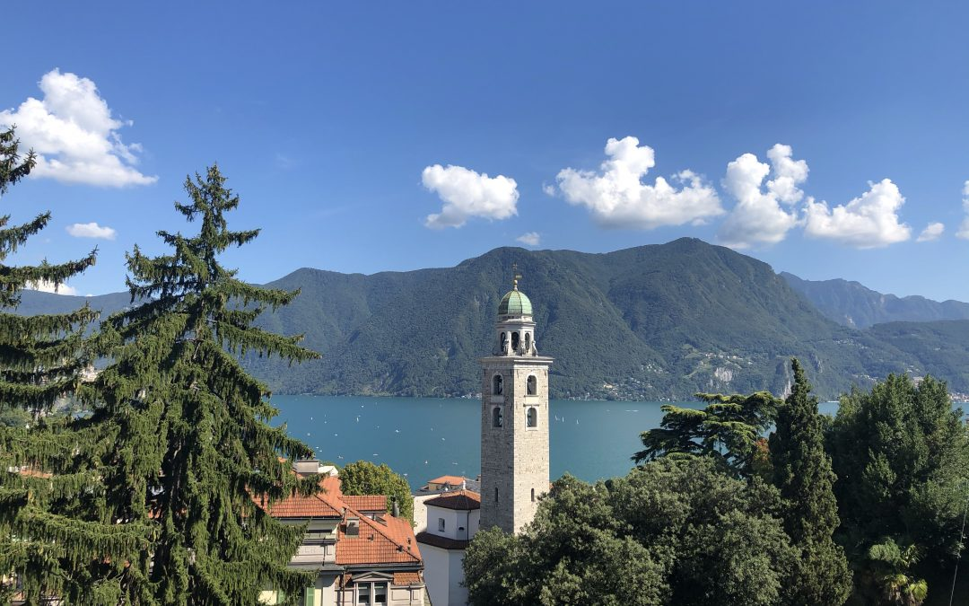 Urlaub in Lugano