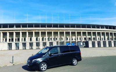 Wir bringen Sie ins Berliner Olympiastadion