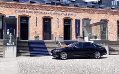 S-Klasse von Mercedes-Benz