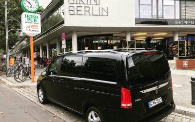 Shoppen gehen ohne Stress und Parkplatzsuche