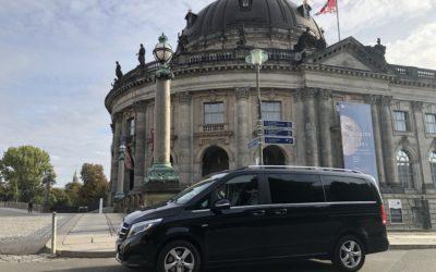 Ein Ausflug zum Bode-Museum
