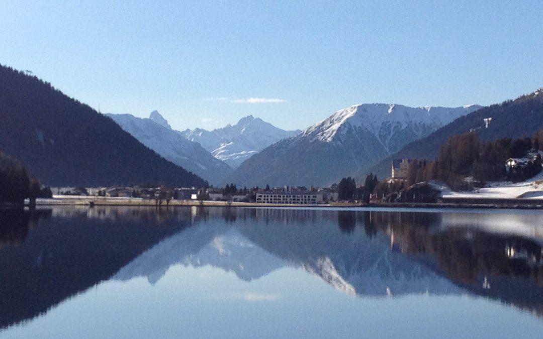 Wir bringen Sie in die Alpen
