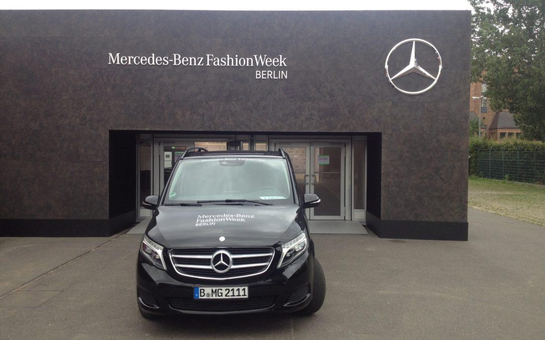 Die Fashion Week ein letztes Mal in Berlin