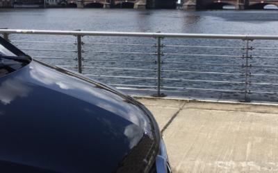Ein Tag in Berlin mit B-MG Fahrservice