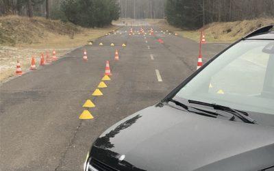Fahrsicherheitstraining für unsere Chauffeure