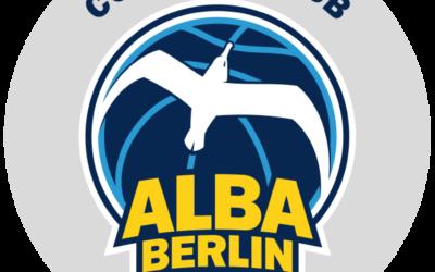 Mitglied im Company Club von Alba Berlin
