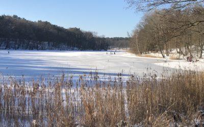 Die schönsten Winterorte besuchen