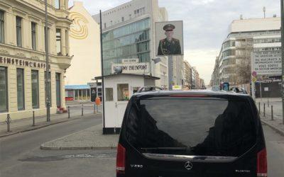 Mit dem Van Berlin kennenlernen
