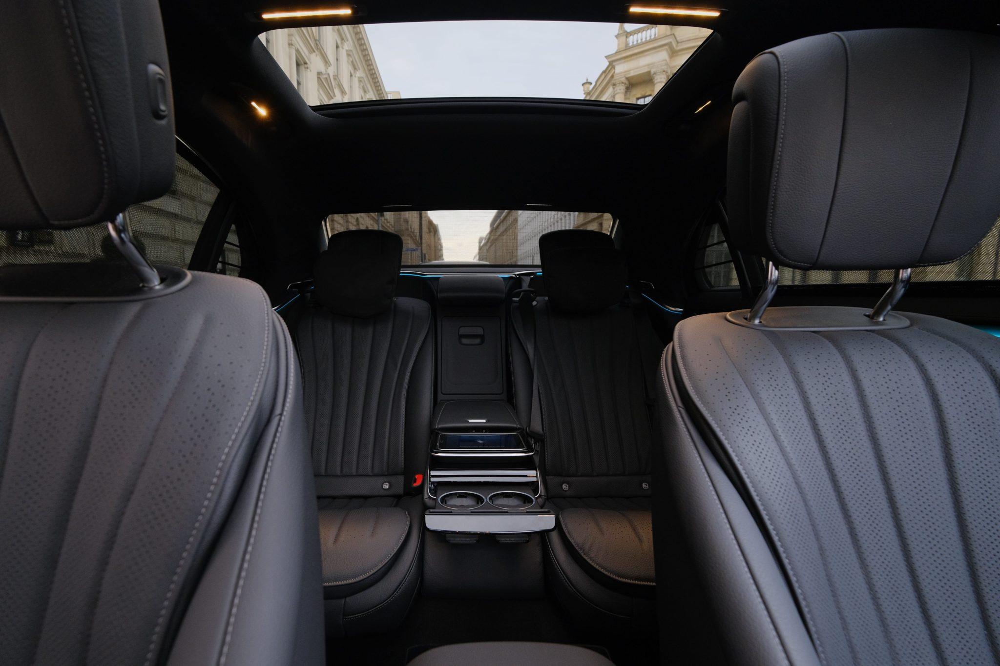 Chauffeur- und Limousinenservice in Berlin